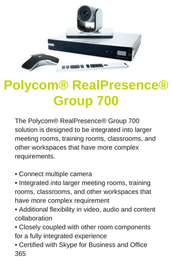 Polycom RealPrescence Group 700