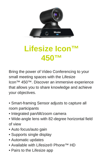Lifesize Icon 450