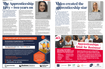 Video created the apprenticeship star